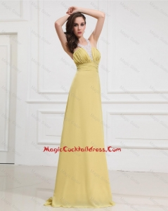 New Style Sequins and Beading Long 2016 Cocktail Dresses for Graduation
