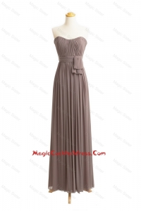Sexy Empire Sweetheart Ruching Cocktail Dresses with Belt