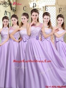 Hot Sale Empire Lavender 2016 Cocktail Dresses
