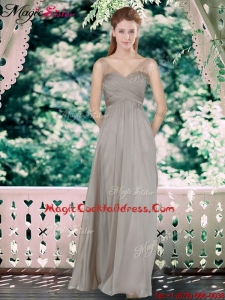 2016 Fall Beautiful Sweetheart Popular Cocktail Dresses with Hand Made Flowers