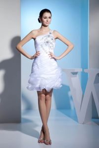 Column One Shoulder with Beading and Pick-ups Cocktails Dresses in Wynberg