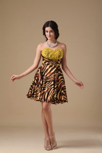 Leopard Beading Multi-colored Cocktail Dresses in Granby Quebec
